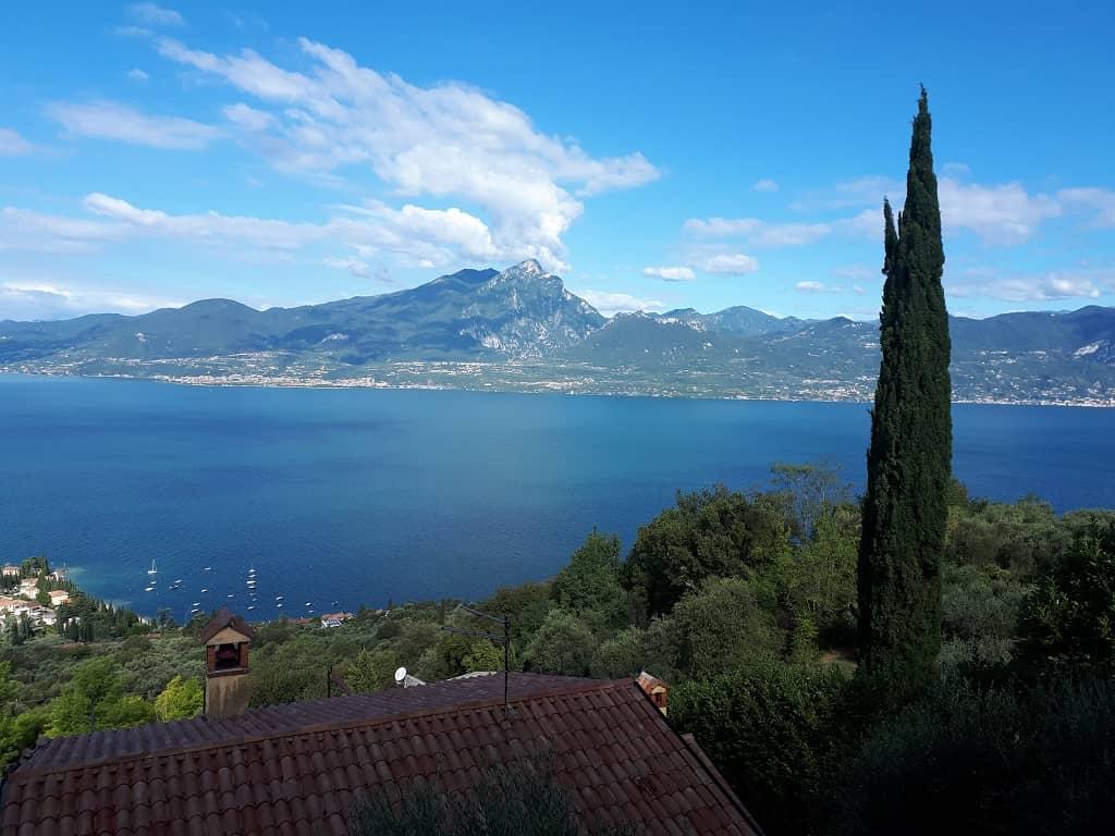 Garda Lake view