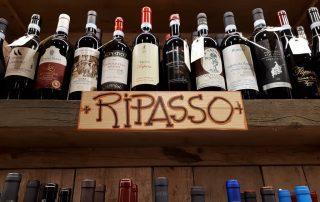 Ripasso Wine bottles