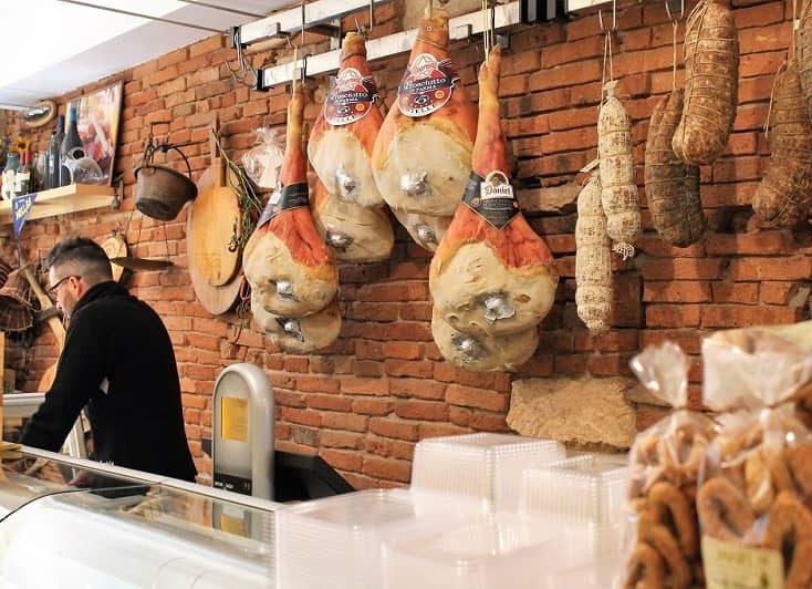 food tour salami