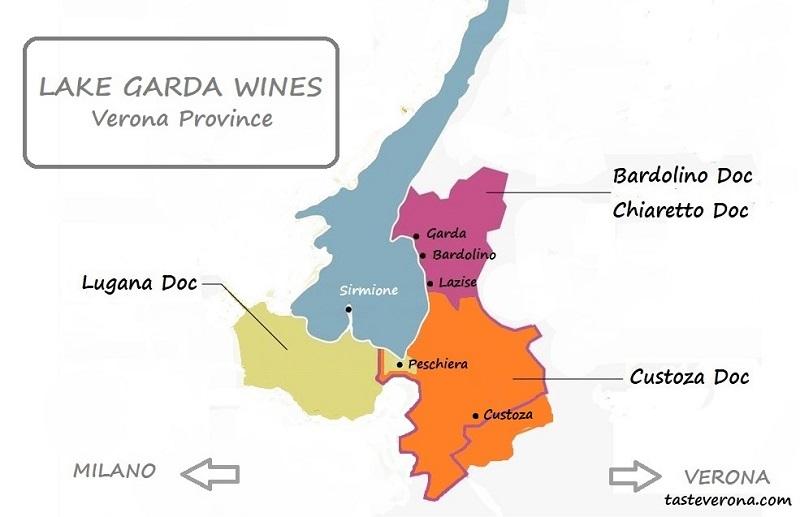 Lake Garda wines