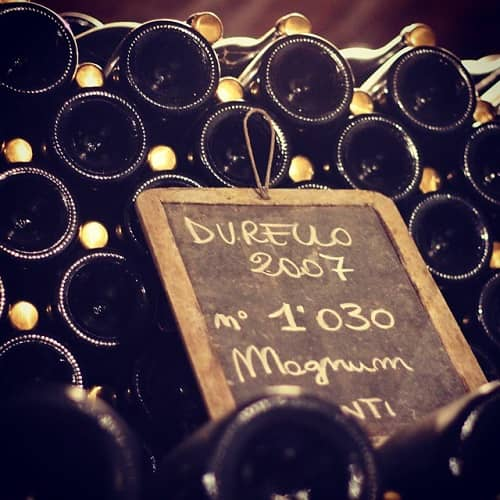 Bottiglie di Durello